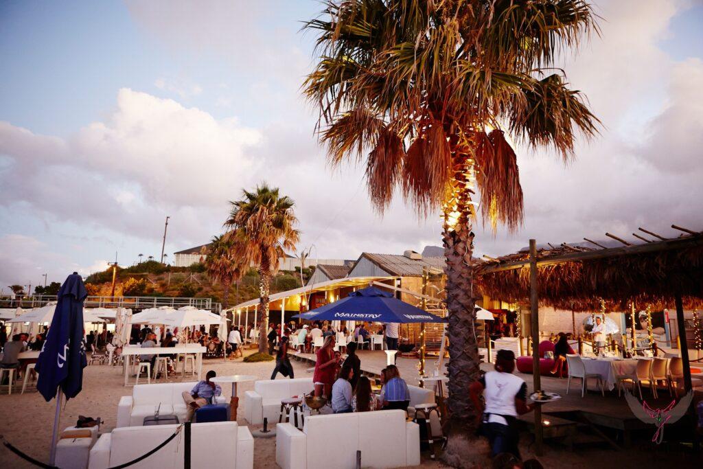 Grand Africa Café & Beach - Top 5 Beach Bars in Cape Town