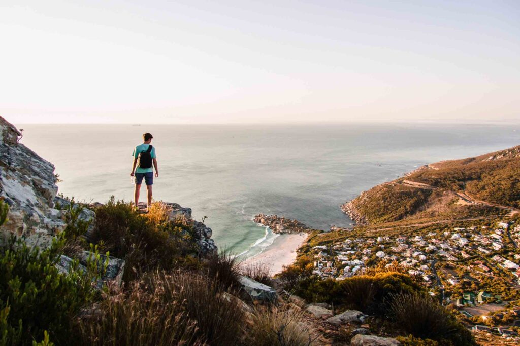 Hiking, Adventure and Outdoor Discovering - Top 5 Reasons To Visit Cape Town In Spring