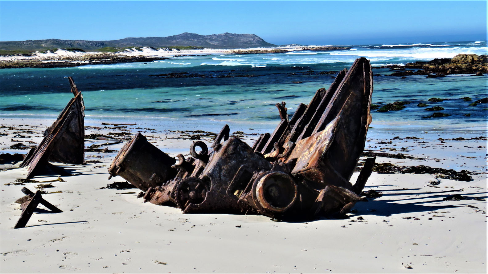 Olifantsbos Shipwreck Trail - Top 5 Hiking Trails in Cape Town