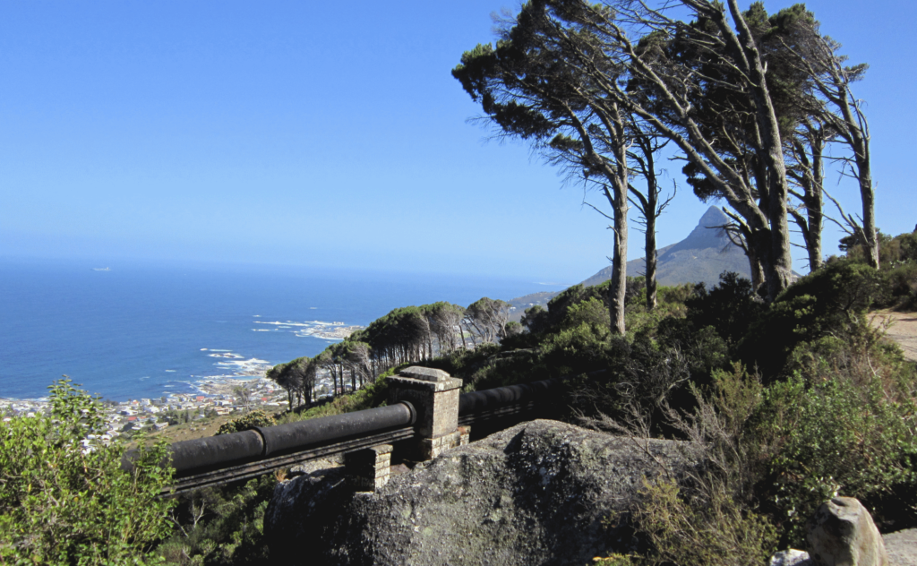 Table Mountain Pipe Track - Top 5 Hiking Trails in Cape Town